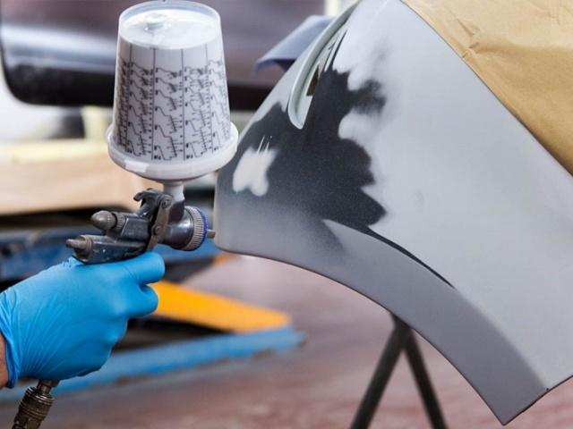 Smart Repair, Lackierung, Lackiererei, Autolackierung, Kfz-Werkstatt